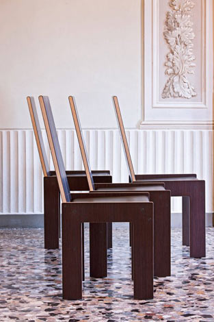 Стул T.T. Chair, lama-capola